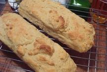 Gluten Free Bread Recipes / by Gluten Free Cooking School