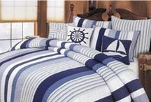 Nautical Bedding / by Nantucket Brand Clothing Co