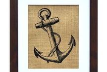 Nautical Charts and Artwork / Nautical Charts, Burlap Prints, 3D Maps, Handmade Wood Signs, and Nantucket artwork. / by Nantucket Brand Clothing Co