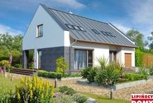 Gotowe projekty domów / by Projekty Domow