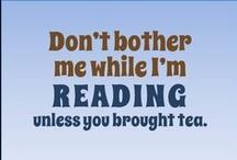 Reading / by Rachel Montgomery