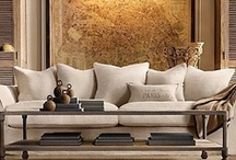 Living Area Inspiration / by roomcandyboutique
