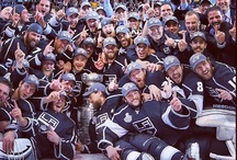 Hockey<3 / 2012 AND 2014 Stanley Cup Champion LA Kings! / by Marissa Martinez