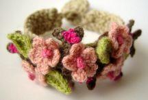 Bisutería y en crochet / by Marga Choclan Vazquez