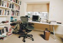 Home Office and Work Station / by Andres Mujica