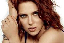 Scarlett Johansson / by Jo Roland