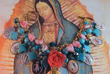 Virgencita de Guadalupe / by Maria Chapa