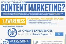 Content Marketing  ツ / Content marketing infographics / by Digital Information World