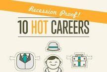 Career  ツ / infographics / by Digital Information World