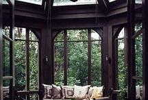 Interesting interiors / by Kira Hemphill