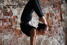 Yoga / by Hchea N Antley