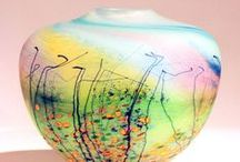 Coloured glass / by Gilly K