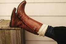 Style Inspiration / My favorite outfits....and you gotta love all the BOOTS!!!  / by Sandra Beaulieu