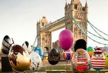 Easter Around the World / Travel around the world with us & see how other countries celebrate Easter.  / by Berlitz US - Language Learning