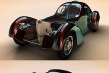 Epic Cars! / by Talon Robertson