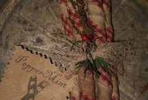 Primitive Crafts/Decor / by Betsy Spencer