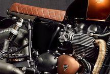 My Motorcycle World (Min Motorsykkel Verden) Meine Motorradwelt / by Tjelvar T. S.