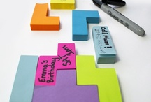 i like post-it notes / by i like shivuk