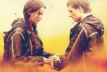 The Hunger Games / Book/Movie! Looooove / by мαℓℓσяιє нєииєиfєит