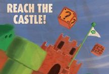 Another Castle / Artwork for Nintendo's Mario games / by Dave Jones