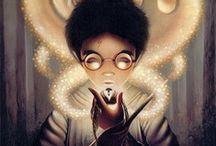 Harry Potter / by Aisha B.