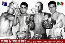 Fight Night Perth / Saturday 2 August 2014 in Perth, Western Australia. Muay Thai World Championship. / by Fightmag.net