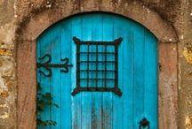 Doors / by Brenda Bain