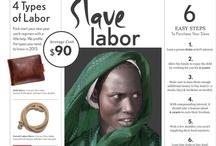 Human Trafficking Resources / by Stop Traffick Fashion