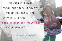Inspirational Quotes / Quotes that uplift, support, and empower. / by Stop Traffick Fashion