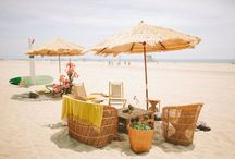 Sun, Sand & Beautiful Beaches / by Bungalow 9 Jewelry