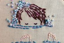Embroidery - Children / by Dawn Mosby