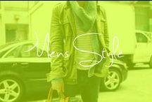MENS STYLE / by Katelyn Z