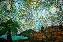 van Gogh impressions / https://www.facebook.com/vangoghimpressions / by Tim Payne