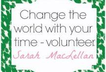 Philanthropy / by Sarah A. MacLellan