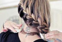 Hair Styles / by Adelina Agape