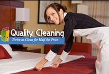 Cleaning Service Pins We Love / Cleaning services that are kicking butt on Pinterest! / by Seo Maids