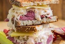 Sandwich / by ★Bianca Eckert ★