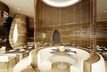 BAR, RESTAURANTS.... / by MARIA PINEDO. Interior designer.Madrid.