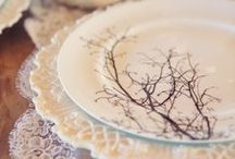 FOR THE TABLE. / by MARIA PINEDO. Interior designer.Madrid.