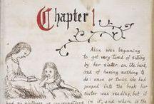 Alice in Wonderland Books / by Wonderland Shop
