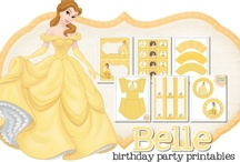 Free - Printable parties packs / by Jana Coelho
