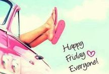 Hello Friday... Where have you been this week? / by Zulu Nyala
