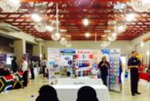 Office National Means Bussiness / Even in this weather Office National means business at their Supplier's Expo held at Zulu Nyala Country Manor - 11.03.2014 / by Zulu Nyala