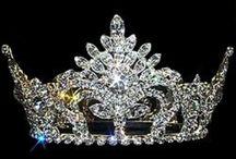 Crowns & Tiaras. / by Sheila Thornton