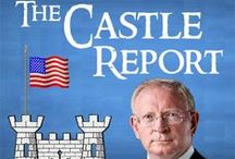 The Castle Report / News, Politics, and Commentary from a Constitutional Perspective on the current events which are re-shaping American Liberty and the American Constitutional Republic.  www.castlereport.us. / by The Constitution Party