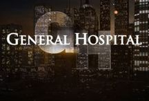GENERAL HOSPITAL / MY VERY FAVORITE SOAP!  ON ABC-TV FOR 50 YEARS & COUNTING!! / by Deborah Fowler-Kyle