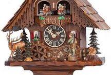 Cuckoo & Clocks... / p / by Heidi