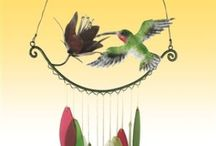 Wind Chimes and Suncatches...... / P / by Heidi