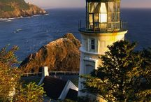 Lighthouses... / P / by Heidi