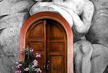 Doors / by Randy Bridges